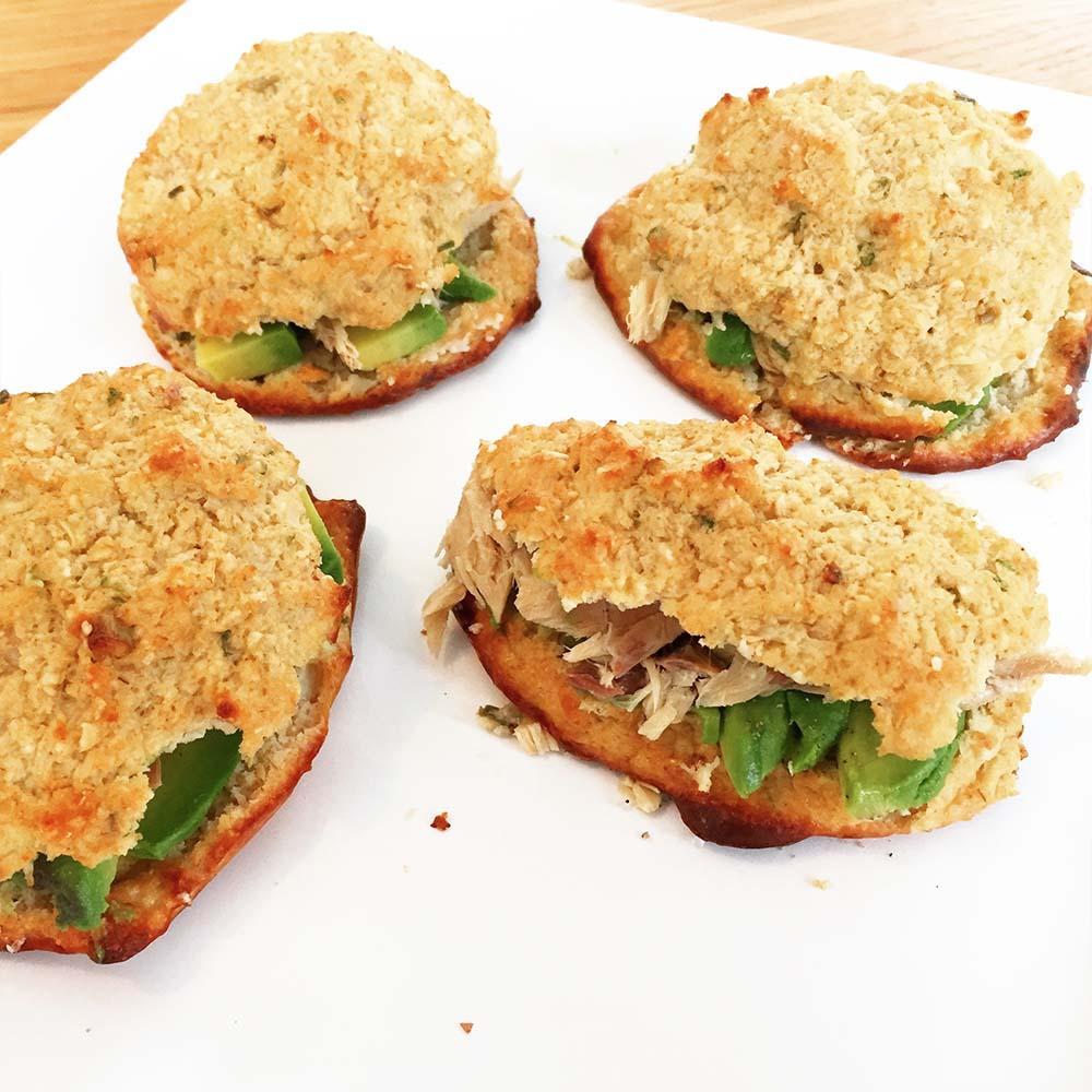 Recipes zone food recipes cauliflower bread with mackerel avocado forumfinder Image collections